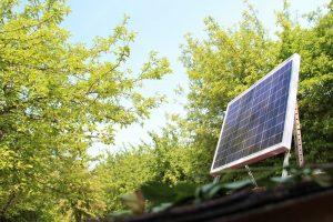 Solarmodule für Sonnenenergie